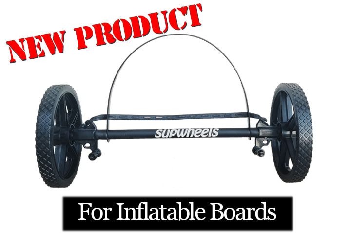 SUP Wheels Evolution X for Isup and wide boards